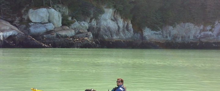Dr. Oakley, Yukon Vet Visits the Steller Sea Lions with RGA