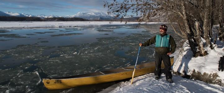 November Eagle Preserve Canoe Trip