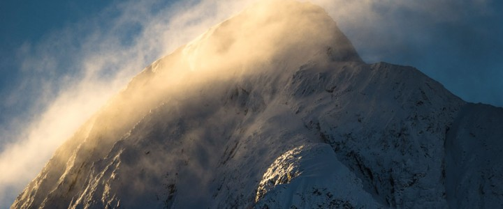 Skagway Mountain Photo