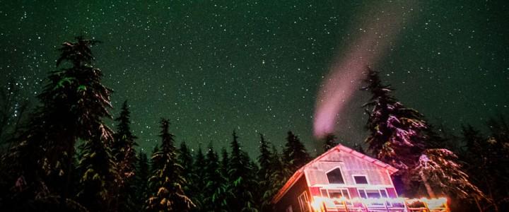 Stars, Smoke and my Neighbor's House